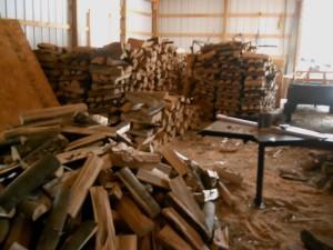 split_wood